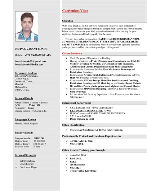 design manager indonesia curriculum vitae 1
