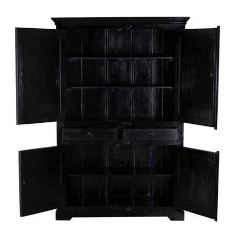 armadi su misura on line armadio stipo etnico nero mobili legno massello
