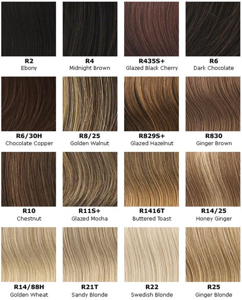 neutral brown hair color chart hair color chart hair and make up pinterest more