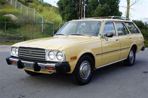 1977 Toyota Corona Hooniverse Classic Toyota Weekend A 1977 Toyota Corona