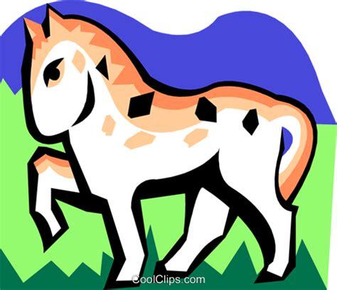 cavallo clipart cavallo stilizzato immagini grafiche vettoriali clipart