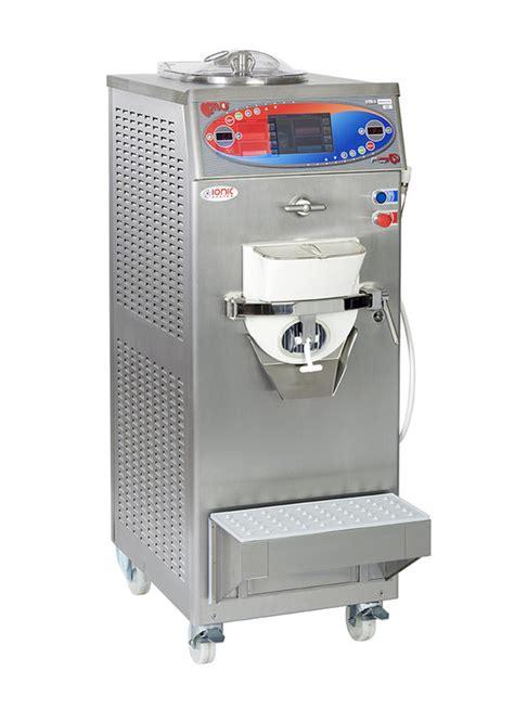 mantecatore da banco usato sg service attrezzatura per gelaterie