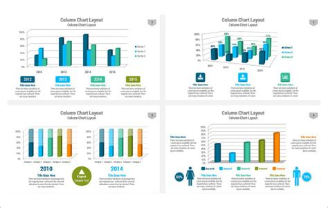 Excel Charts In Powerpoint Presentation Powerpoint 2013 Ppt Chart