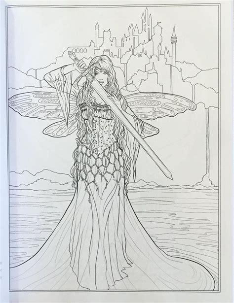 Mythology Coloring Book