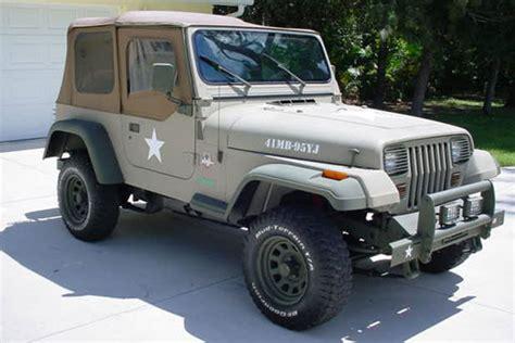 1995 Jeep Wrangler Grande 1995 Chrysler Jeep Wrangler Grande Edition