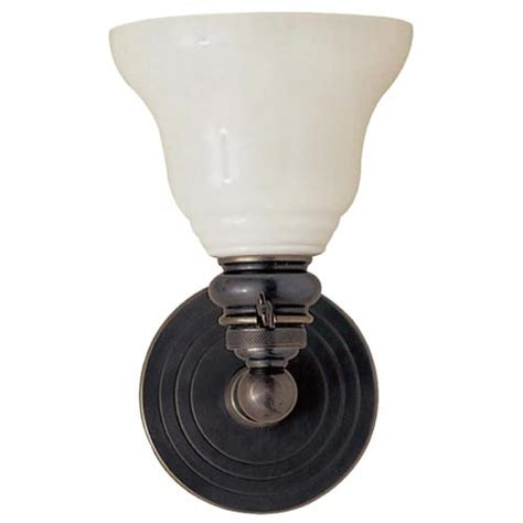 visual comfort and co visual comfort glass sconce bellacor