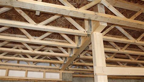 1 floor joists comparison wood steel joists and open joist triforce