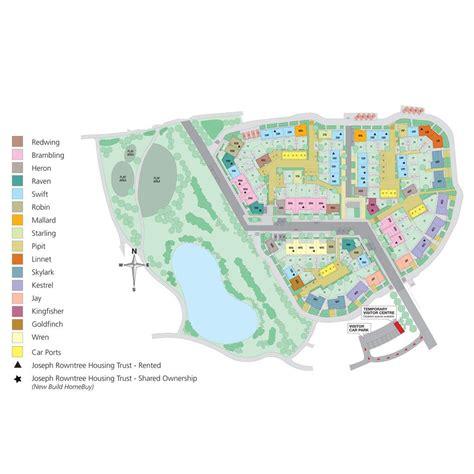 site planner derwenthorpe most advanced housing development in york