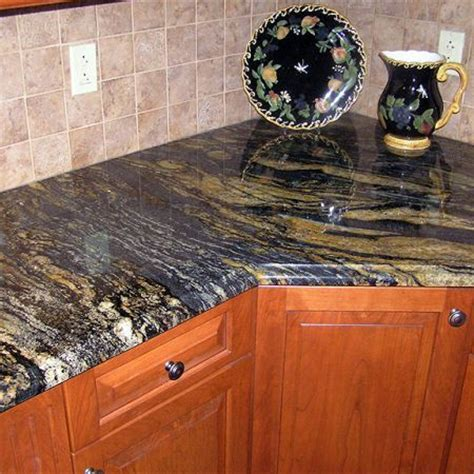 Types Of Granite Countertops Granite Kitchen Countertops Granite Countertops