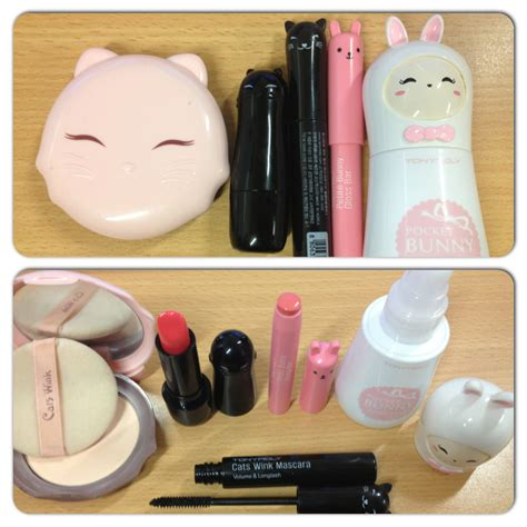 Makeup Tony Moly korean makeup packaging mugeek vidalondon