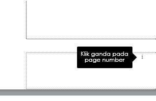 gambar number format format page number berbeda pada tiap bab di ms word