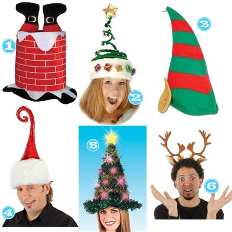 christmas ideas christmas hats