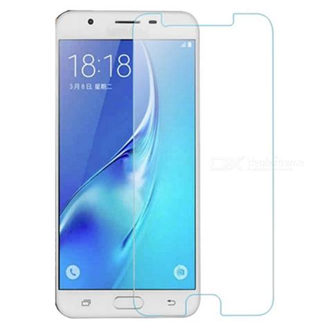 Tempered Glass Colour J5 Prime J7 Prime dazzle colour tempered glass screen protector for samsung j7 prime free shipping dealextreme