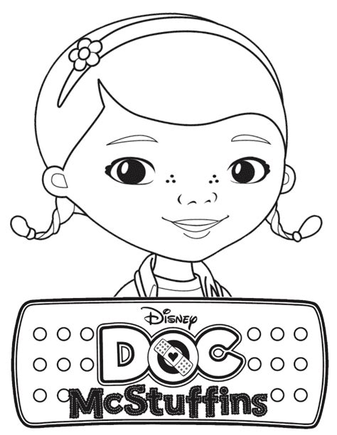 doc mcstuffins happy birthday coloring pages worksheets coloring pages doc musstin disney doc