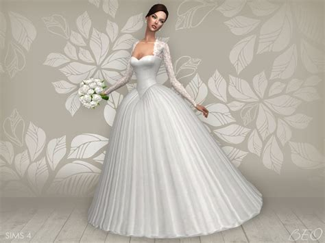 Cyntia Dress Cc cc finds wedding dress cynthia s4 ts4