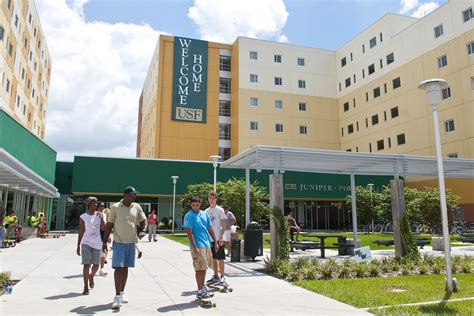 usf housing the ultimate usf residence hall ranking