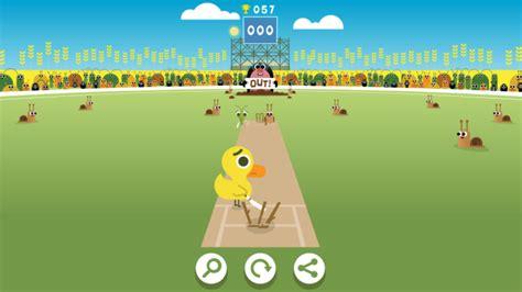 doodle quiz doodle cricket celebrates chions trophy