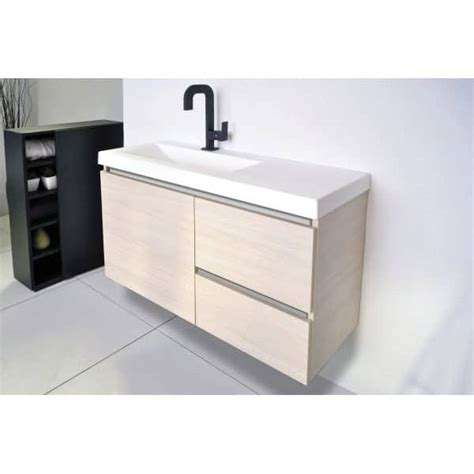 Ensuite Vanity Units by Atlanta Ensuite 900mm Offset Vanity Unit Budget Plumbing