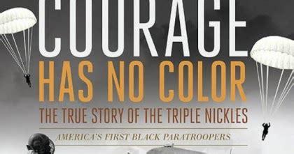 courage has no color courageous courage has no color