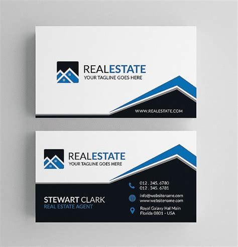 business card templates pages word ai psd