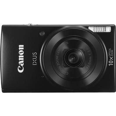 Canon Ixus 190 Black canon ixus 190 compact digital black jb hi fi