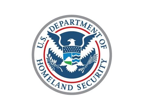 Department Of Homeland Security Background Check Dhs Logo Free Vector In Encapsulated Postscript Eps Eps