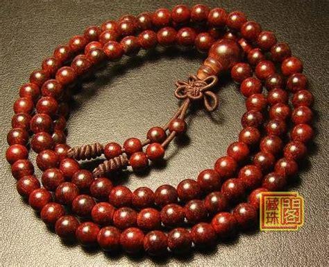 Redsandalwood Tibetan Malas Buddhist Prayer