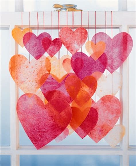 heart decorations home best decoration ideas for valentine s day my desired home
