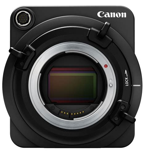 low light camera canon develop positive locking ef mount for new low light