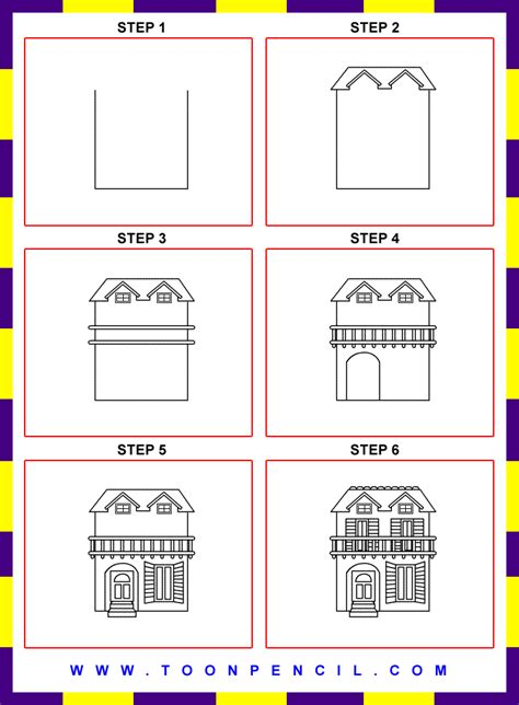 how to draw a dog house step by step how to draw a house step by step 28 images how to draw a house step by step arcmel