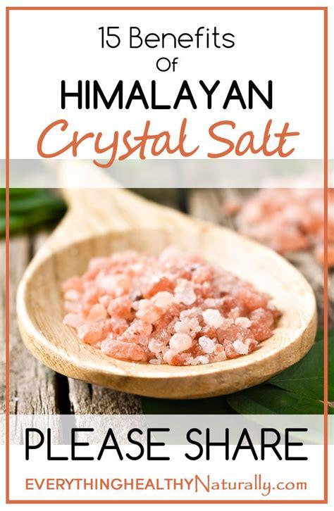 Benefit Of Himalayan Salt L by 17 Best Ideas About Benefits Of Himalayan Salt On