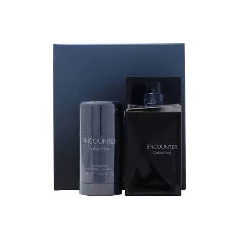 Parfum Calvin Klein Encounter calvin klein encounter gift set 100ml eau de toilette spray 75ml deoderant stick