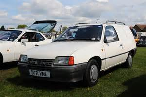 Vauxhall Bedford Bedford Astamax Vauxhall Astra Mk2 Car Derived Flickr