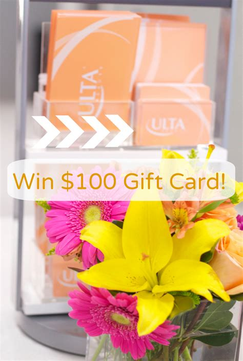 Who Sells Ulta Gift Cards - an evening full of beauty hair and makeup 100 ulta beauty giveaway sandyalamode