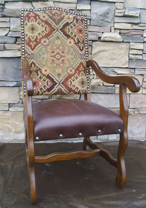 chair with and arm holes bradley s furniture etc utah rustic dining room furniture