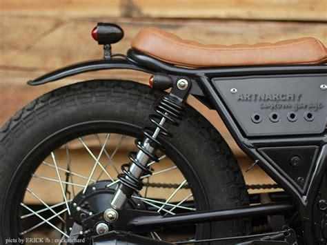 brat motors bratstyle motor custom kustom modifikasi motor