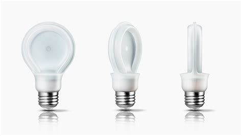 Why Philips Flattened The Light Bulb Why Use Led Light Bulbs