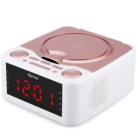 format za cd player dpnao cd player with usb fm radio clock dual alarm remote