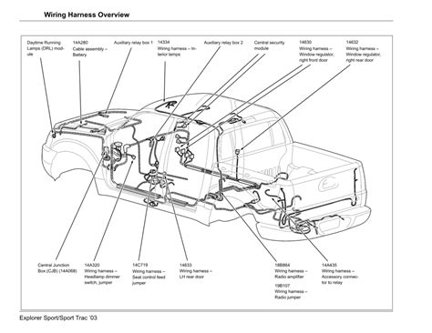 2003 gmc yukon fuel wiring diagram realestateradio us 2003 ford explorer wiring harness ford auto wiring diagram