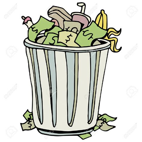 trash clip throwing toilet paper away trash clipart collection