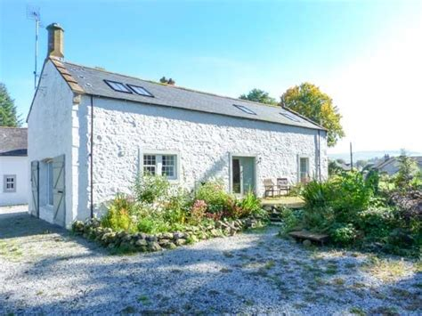 Pet Friendly Cottages Dumfries And Galloway by The Coach House Moniaive Self Catering Cottage