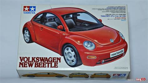 Kaod Vw Beetle vw new beetle tamiya garbus kafer 1 24 model do sklejenia