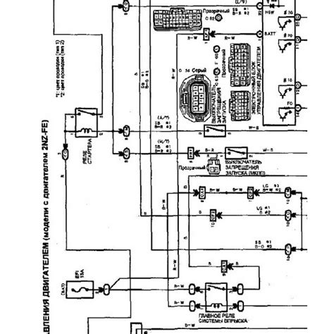toyota 1nz fe ecu wiring diagram wiring diagram