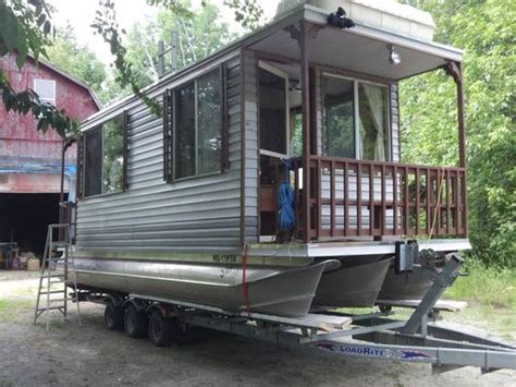 homemade house boats homemade pontoon houseboats pontoon houseboats for sale pontoon houseboat monmouth