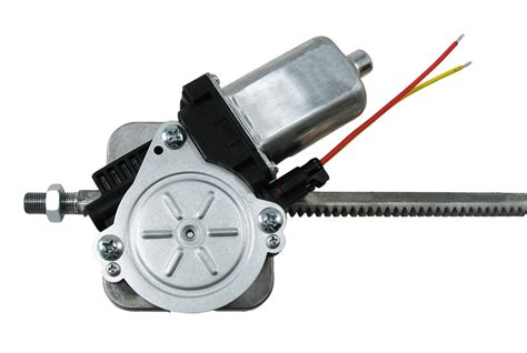 rack and pinion actuator