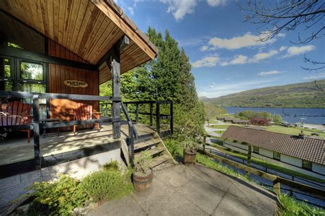 elm tree point 3 bed lodge loch tay highland