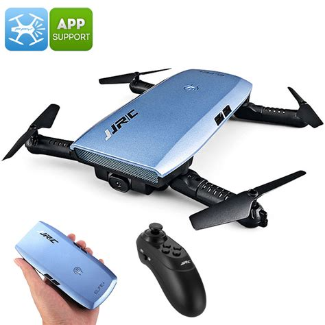 Jjrc H47 Mini Foldable 2 4g 6 Axis Gyro Wifi Fpv Quadcopter Rc jjrc h47 elfie foldable 6 axis fpv drone with 720p