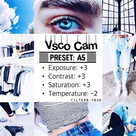 tutorial edit photo vsco 50 vsco cam filter settings for better instagram photos