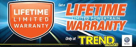 Best New Car Warranties 2015 by Best New And Used Car Powertrain Warranties In New Jersey