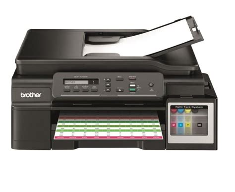 Tinta Printer Dcp T700w printer dcp t700w new lautbonang